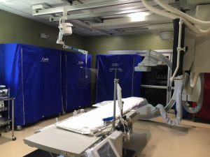 cardiac and vascular catheterization lab